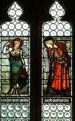 guilsborough 05 (Walwyn) Tags: church glass parish northamptonshire stained edward morris eglise burnejones guilsborough profmoriartydotcom:hbook=1711