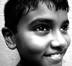 Happy Eyes (Ashwa Faheem ( avva )) Tags: light boy white black happy eyes smiles maldives soe dhivehi contrats bwdreams avva phoenixnomad