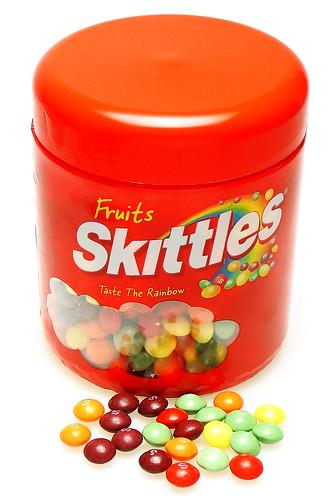 Fruits Skittles