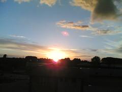 Otro momento sunset