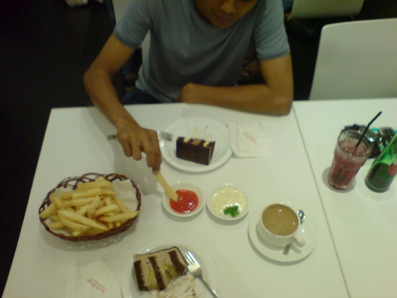 Secret Recipe w/ wan