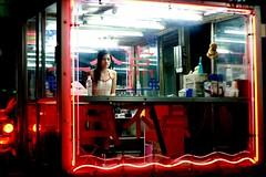 betel nut store 3 (hey-gem) Tags: girls people signs sign night dark lights evening countryside women neon candid taiwan driveby nighttime shops neonlights neonsign tainan roadside stores neonsigns neonlight betelnut tainancounty misadventuresintaiwan photoscootering betelnutstalls betelnutstores
