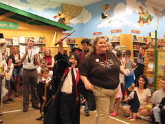 Harry Potter contest, Midtown Tulsa Barnes & Noble