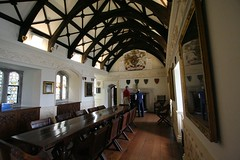 refectory, st michael's mount