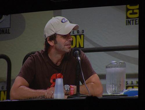 Comic Con 2007: Zack Snyder