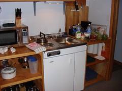 Cucinetta americana