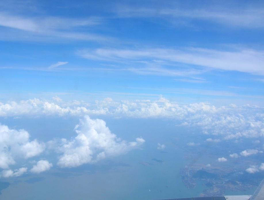 在雲上的瞬間 -2