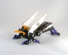 Transformer insecticon Kickback