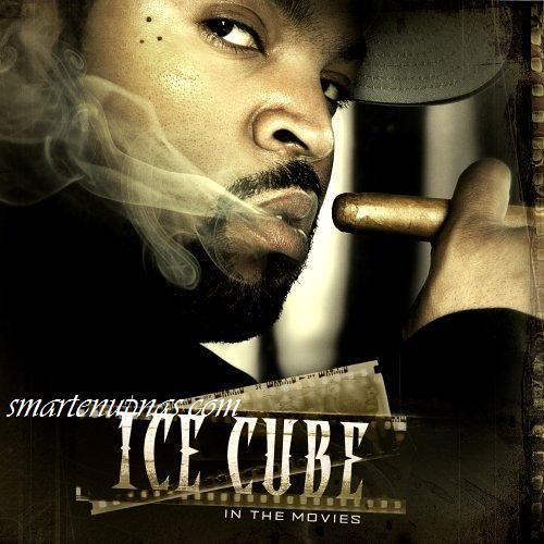 ice cube in the movies album cover