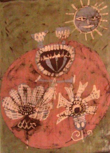maminky diplomka, část Červenec / mum´s thesis, one of the twelve parts