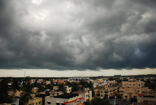 Chennai skyscape