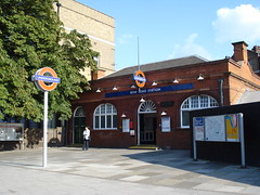 Picture of Bow Road Station