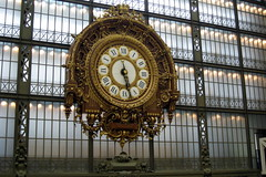 Paris - Muse d'Orsay (wallyg) Tags: paris france clock museum europe muse orsay museedorsay dorsay musedorsay 528 orsaymuseum