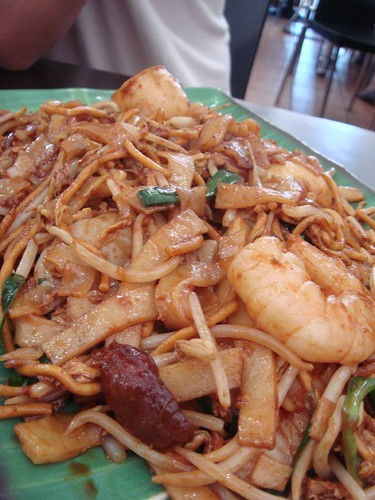 Little Singapore Fried Kway Teow