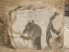 P1010318_small (hilscreate) Tags: rome baths caracalla