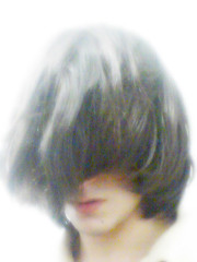 light and hair and lip And EMO (boy.microb) Tags: boy cute face hair emo lip shahin gorgan microb