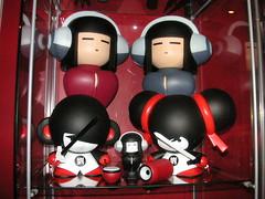 House of Liu x Tokyoplastic (los507) Tags: house liu vinyl tokyoplastic veggiesomething detolf