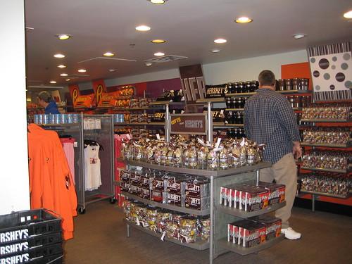 Hershey Gift Shop