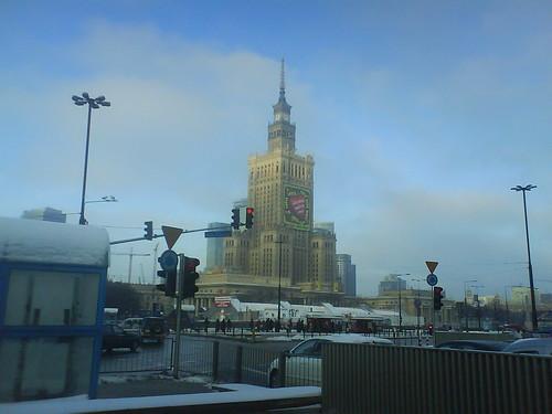 Warsaw 5 Janury 2009