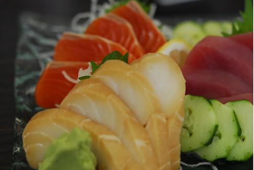 Sashimi platter - _DSC8513 copy