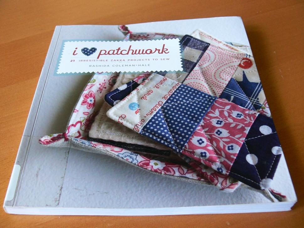 Jenny Spotlight: I Love Patchwork