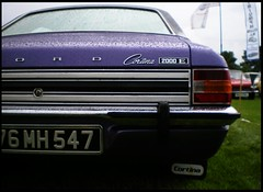 Cortina (magnumleigh) Tags: show old ireland classic ford cortina retro mosneycarshow