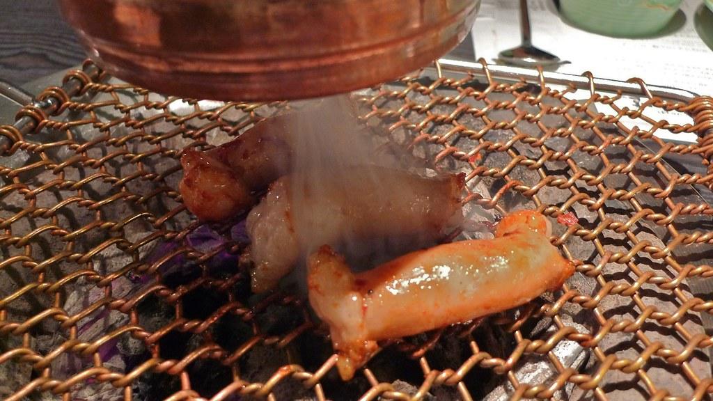 BBQ Intestines