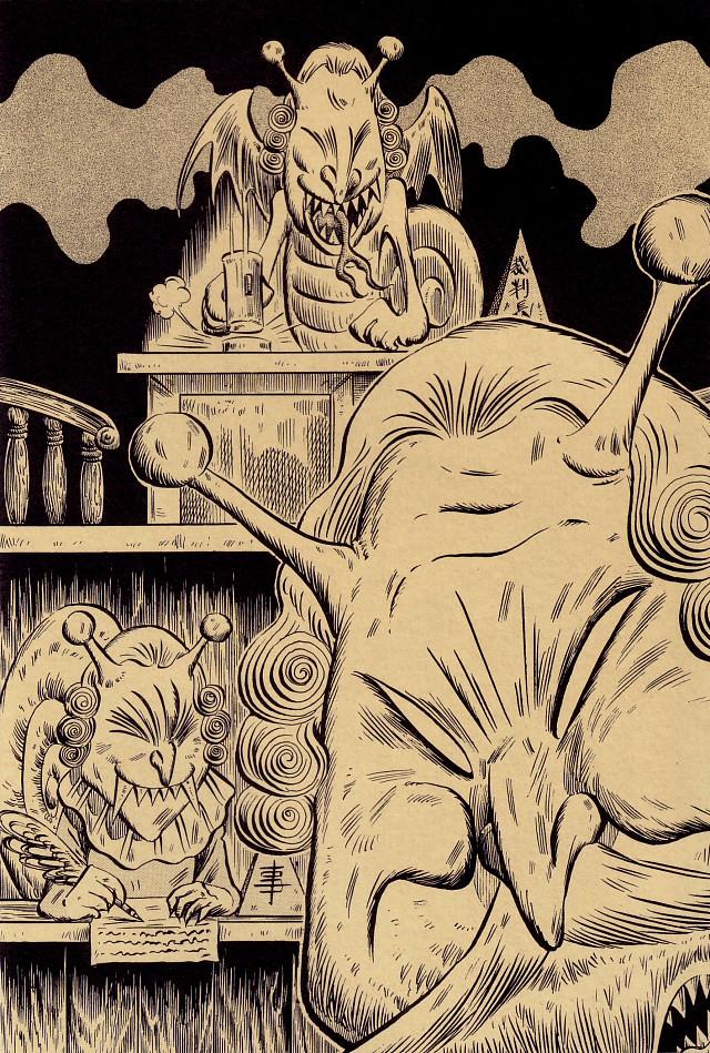 Tatsuya Morino - The Hunting of the Snark - Lewis Carroll, 1874