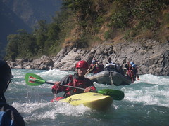 kayak white water selection