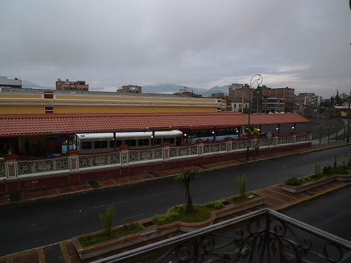 Train Station - Riobamba, Ecuador