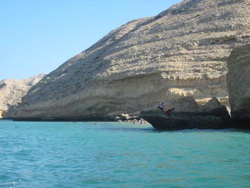 Fishing in Gulf of Oman
