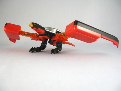 Real Gear Booster X10 (bird mode)