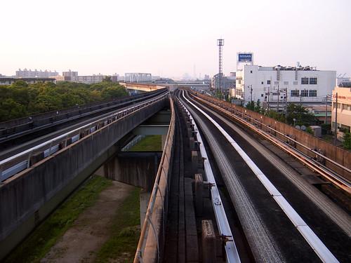 Yokohama Seaside line