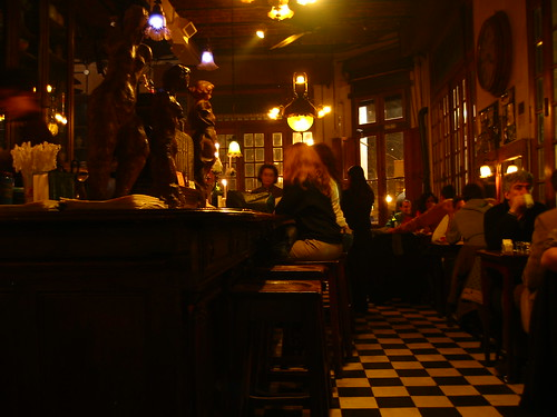 Bar Seddon in San Telmo