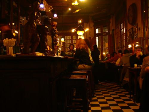 Bar Seddon in San Telmo