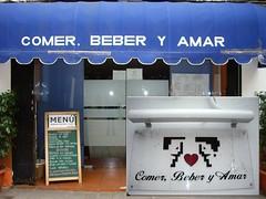 Comer, Beber y Amar
