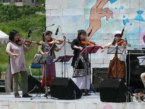 2007-05-27 八王子市庁舎前浅川河川敷広場
