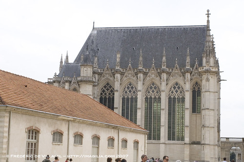Le Château de Vincennes, Paris