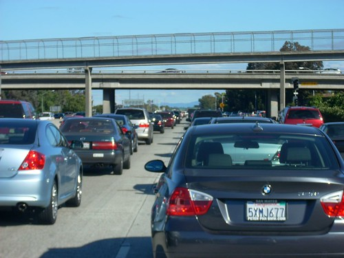 Silicon Valley Traffic Hell
