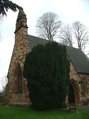 Derrington Church
