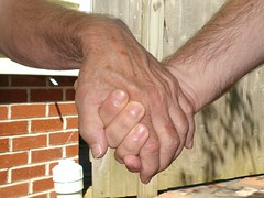 Holding Hands (gaymay) Tags: gay vacation capecod massachusetts newengland ptown provincetwon 10millionphotos