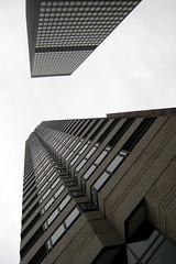 NYC - Turtle Bay: Dag Hammarskjold Tower and One Dag Hammarskjold Plaza by wallyg, on Flickr