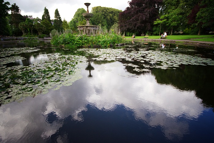 Fitgerald's Park Reflection