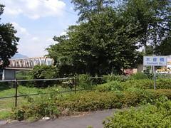利根川を渡る (1)