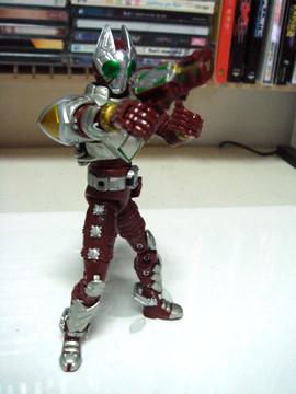 仮面ライダー Garren(幣)