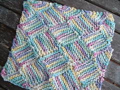 Dish Rag Tag dishcloth
