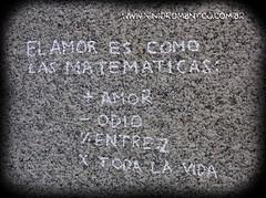 Amor matematico