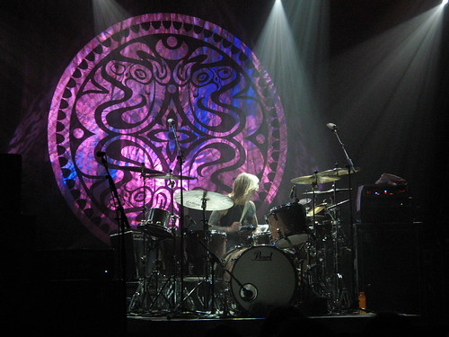 Matt Abts of Gov't Mule