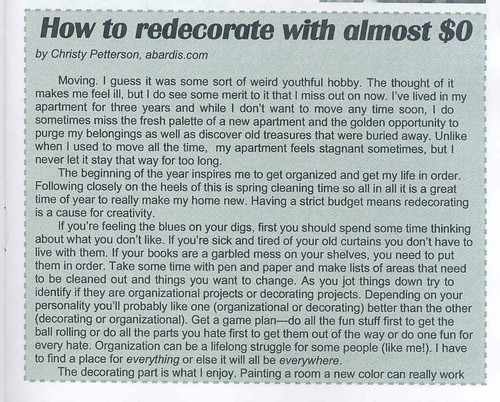 Croq Feb 07 article by me