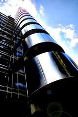 stairway to heaven? (alternativefocus) Tags: london pentax thecity insurance lloyds cityoflondon lloydsoflondon 25faves pentaxk10d trashbit alternativefocus